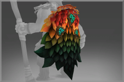 Cosmetic icon Cape of the Truebark Adherent.png