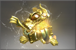 Cosmetic icon Golden Flopjaw the Boxhound.png