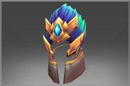Cosmetic icon Hair of the Silent Edict.png