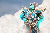 Heavenly General Loading Screen