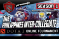 Intercollegiate Dota 2 Online Tournament