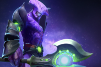 Tela de Carregamento: Faceless Void Ascendente