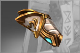Cosmetic icon Complete Gauntlets of Sacred Light.png