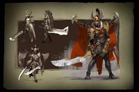 Загрузочный экран: Envisioning Legion Commander