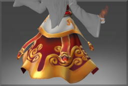 Cosmetic icon Skirt of the Divine Flame.png