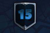 Instantly Gain 15 Battle Levels