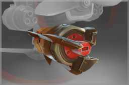Cosmetic icon Missile of the Gunboat Hegemon.png