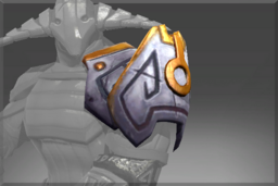 Cosmetic icon Pauldron of the Cyclopean Marauder.png