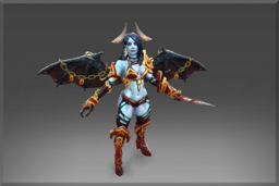 Cosmetic icon Chained Mistress Set.png