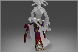 Cosmetic icon Convalescing Empress Armor.png