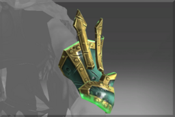Cosmetic icon Gauntlets of the Sundered King.png