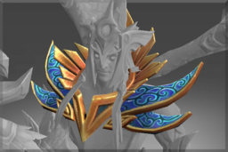 Cosmetic icon Plates of the Crested Dawn.png