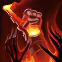 Hellborn Grasp Upheaval icon.png