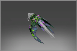 Cosmetic icon King of the Corrupted Nest Back.png