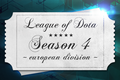 League of Dota Season 4 Europe