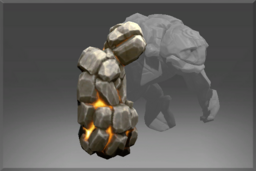 Cosmetic icon Right Arm of the Igneous Stone.png