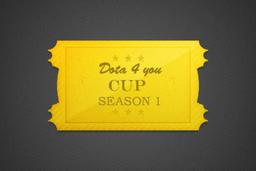 Cosmetic icon Dota4You Cup Season 1.png