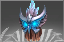 Cosmetic icon Helm of the Silvered Talon.png