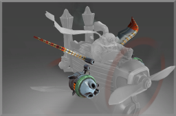 Cosmetic icon Artillery of the Dwarf Gyrocopter.png