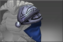 Cosmetic icon Dressed Pauldron of the Flameguard.png