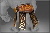 Golden Reel Guardian Belt