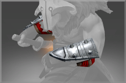 Cosmetic icon Argent Decimator Arms.png