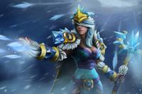 Загрузочный экран: Blueheart Sovereign