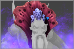 Cosmetic icon Crown of the Sapphire Shroud.png