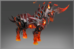 Cosmetic icon Mount of the Burning Nightmare.png