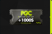 Persian Gulf Cup Ticket