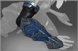 Cosmetic icon Shadows of Ravensmane Arms.png