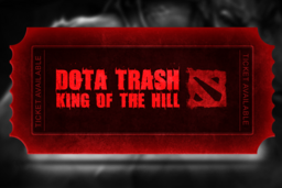 Cosmetic icon Dota Trash King of the Hill.png