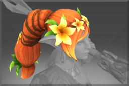 Cosmetic icon Spring's Lilium Crown.png