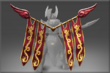 Twin Banner of the Dragon Guard