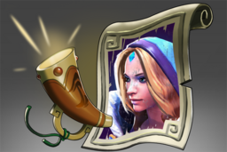 Cosmetic icon Announcer Crystal Maiden.png
