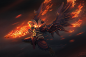 Fires of Vashundol Loading Screen