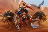Набор «Marauder Chieftain of the Chaos Wastes»