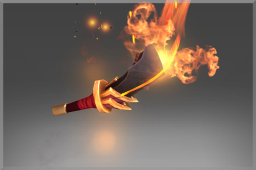 Cosmetic icon Off-Hand Blade of the Rekindled Ashes.png