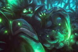 Cosmetic icon Shimmer of the Anointed Loading Screen.png