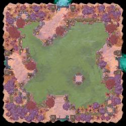 Minimap Aghanim's Labyrinth A Strange Morphology.png