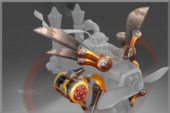 Armaments of the Vespidun Hunter-Killer