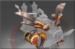 Cosmetic icon Armaments of the Vespidun Hunter-Killer.png