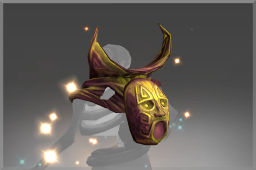 Cosmetic icon Golden Nether Lord's Devourer.png