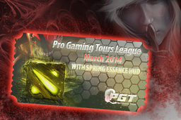 Cosmetic icon Pro Gaming Tours League March.png