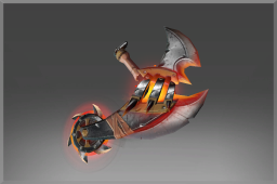 Cosmetic icon Weapon of the Bloodforge.png