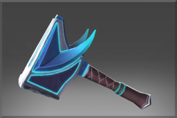 Cosmetic icon Hammer of the Galvanized Spark.png