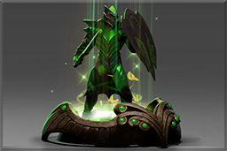 Cosmetic icon Heroic Effigy of The Fall 2016 Battle Pass Level III.png