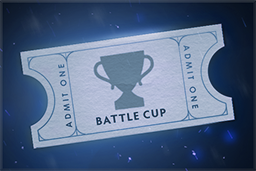 Cosmetic icon Winter 2017 Battle Cup Ticket.png