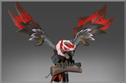 Cosmetic icon Edge of Extinction Hawk.png