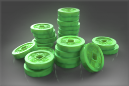 Cosmetic icon Pile of Jade Tokens.png